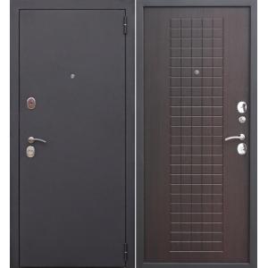 Входная металлическая дверь Феррони Гарда Муар 8 (венге)