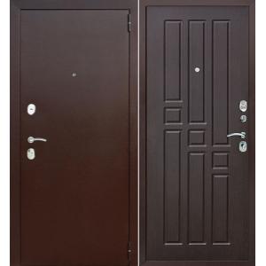 Входная металлическая дверь Феррони Гарда (венге)
