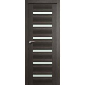 Межкомнатная дверь Profil Doors 57X (стекло матовое, грей мелинга)