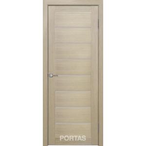 Межкомнатная дверь Portas S21 (лиственница крем)