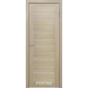 Межкомнатная дверь Portas S22 (лиственница крем)