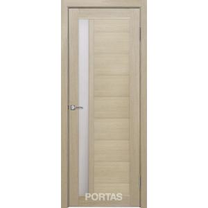 Межкомнатная дверь Portas S28 (лиственница крем)