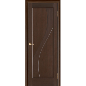 Межкомнатная дверь Vi Lario Дива ПГ (венге)
