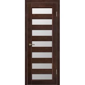 Межкомнатная дверь Vi Lario Премьер+ ПО (венге)