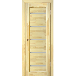 Межкомнатная дверь Vi Lario Вега 5 ЧО (неокрашенная)