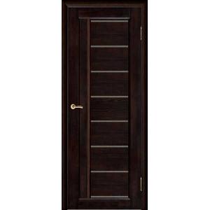 Межкомнатная дверь Vi Lario Вега 8 ЧО (венге)