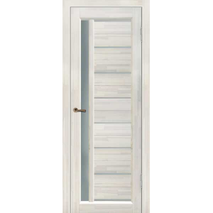 Межкомнатная дверь Vi Lario Вега 9 ЧО (белый)