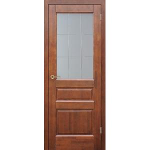 Межкомнатная дверь Vi Lario Венеция ПО (бренди)