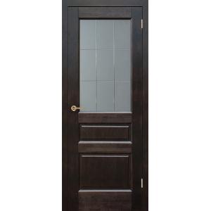 Межкомнатная дверь Vi Lario Венеция ПО (венге)