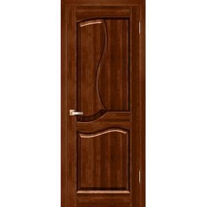 Межкомнатная дверь Vi Lario Верона ПГ (бренди)