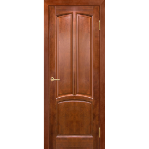 Межкомнатная дверь Vi Lario Виола ПГ (бренди)