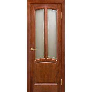 Межкомнатная дверь Vi Lario Виола ПО (бренди)